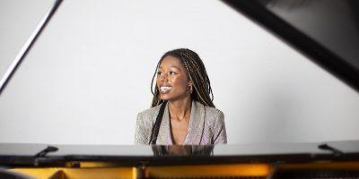 Isata Kanneh-Mason - credit Robin Clewley